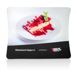 Messewand - Zipper U