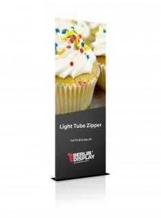 Light Tube Zipper